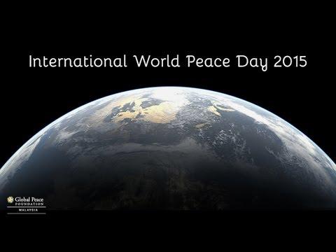 World Peace Day 2015