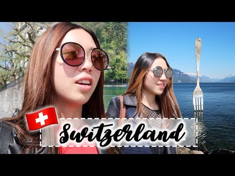 A Panoramic Journey on the Golden Pass | SWITZERLAND VLOG