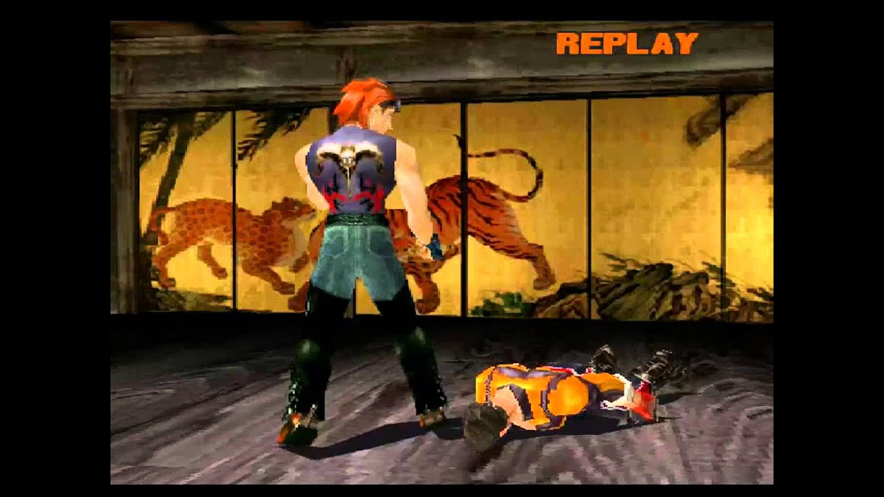 Tekken 3 Hwoarang Hard Difficulty No Continues Run Youtube