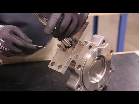 How To Replace Packing In Fisher™ Rotary Valves