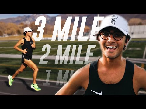 INTENSE MARATHON CUTDOWN TRACK WORKOUT | 2:19 Project | Episode 5