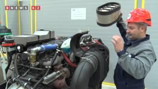 Н.Назарбаев посетил завод по производству бронированных колесных машин(Больше новостей на http://www.bnews.kz/ru/ Новости 31 канала http://bnews.kz/ru/tv-news/channel/1/ Новости Хабара http://bnews.kz/ru/tv-news/channel/6/, 2015-11-30T14:06:17.000Z)