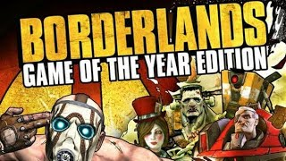 Borderlands Game of the Year Edition online Co op Gameplay