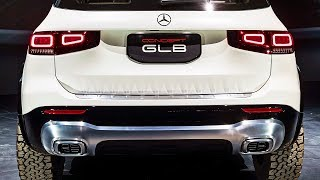 Mercedes GLB (2021) The Baby G-Class is coming soon!