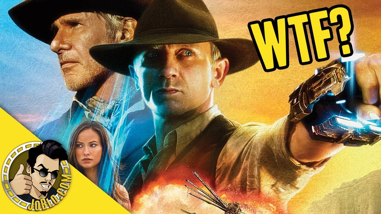 WTF Happened to COWBOYS & ALIENS?