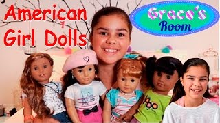 My American Girl Collection | Grace's Room