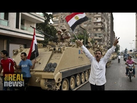 Pressure Mounts for US to Cut Aid to Egyptian Military