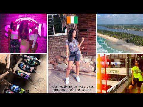 Vlog vacances de noël à Abidjan!! 🇨🇮😍