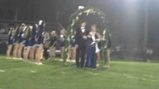 JPII Homecoming Court - Courtney Sims