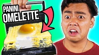 10 Foods You Can Lil Nas X Panini Hack ~ Experiment