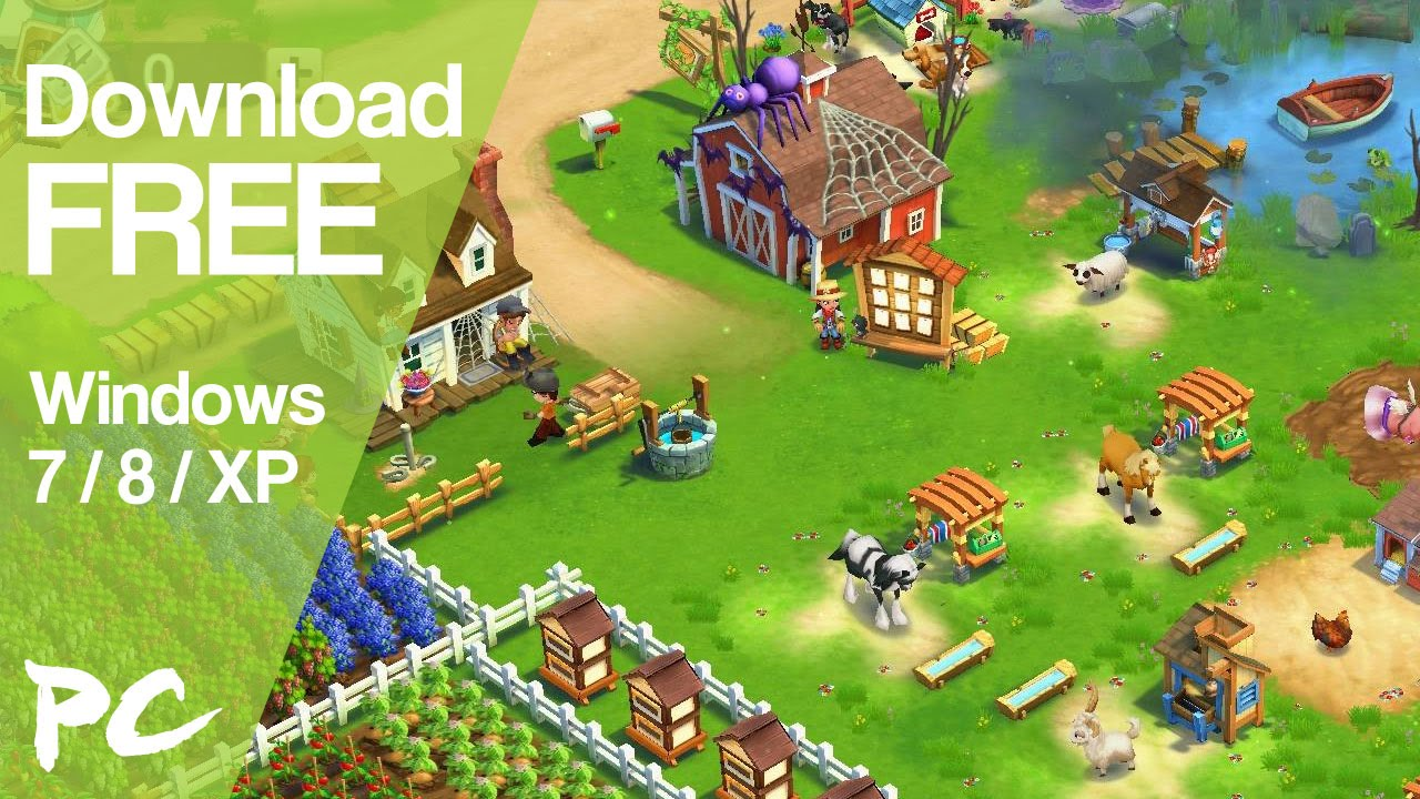 Farmville 2: latest version 2019 free download.
