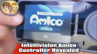 Intellivision Amico Controller & Marketing Info Revealed