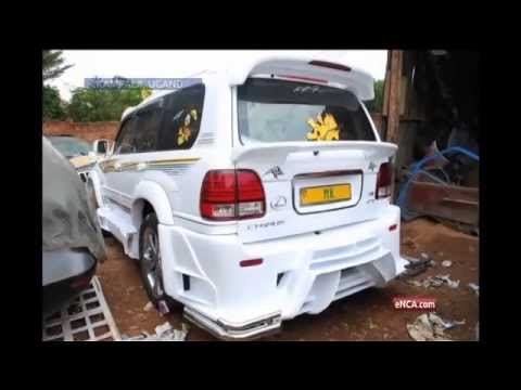 Pimp My Ride - Uganda Edition