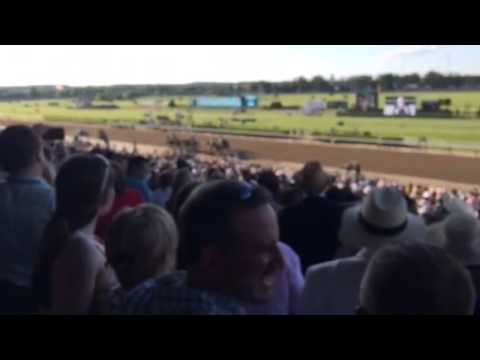 2014 Belmont Stakes...New York New York Song