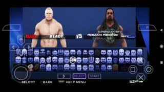 Wwe 2K20 For PPSSPP Tutorial+Gameplay