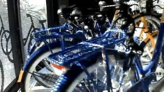 Falco VelowSpace® Automated Cycle Parking System Video V1