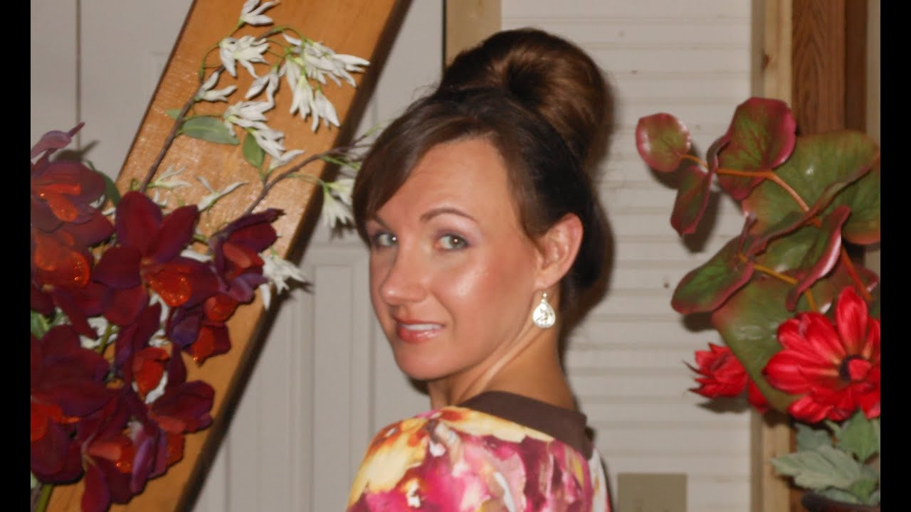 """""""Faux Geisha"""" - Hair Tutorial for a Simple and Easy Updo ..."""