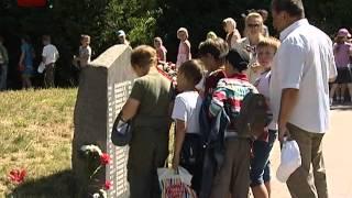 В Великом Новгороде вспоминают погибших в Великой Отечественной войне