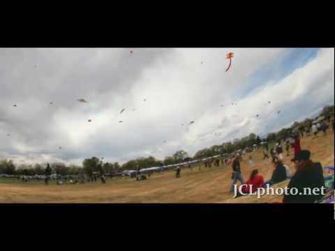 Time-lapse Photography: Arvada Kite Festival April 14th 2012