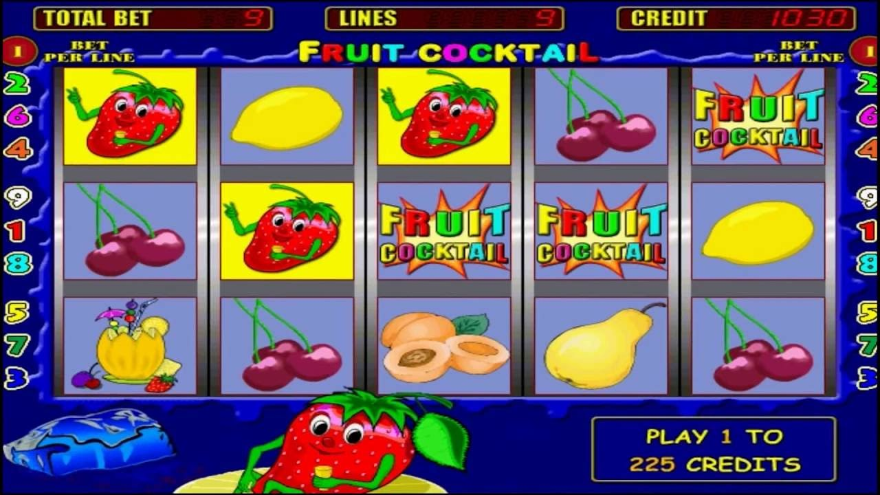 Casino vulkan fruit cocktail football gambling grid