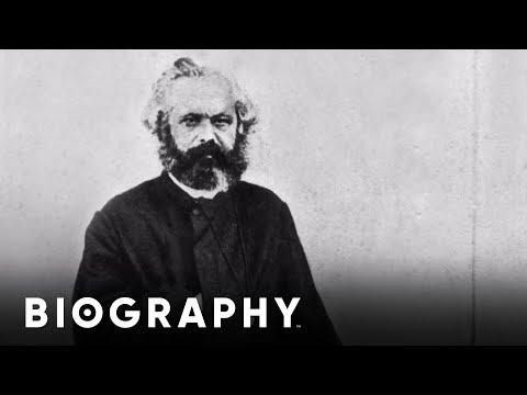 Mini Bio: Karl Marx