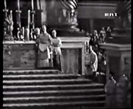 Papal Coronation 11 -The Litany