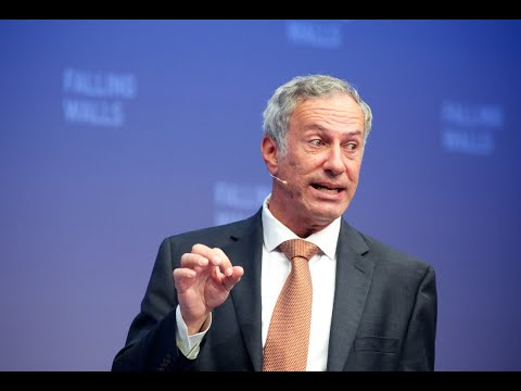 Nathan Lewis – Breaking the Wall of the Global Energy Challenge @Falling Walls 2014