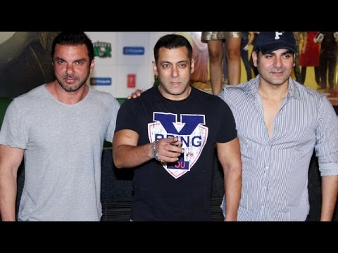 Sohail & Arbaaz Khan Need Salman Khan's Stardom | Bollywood News