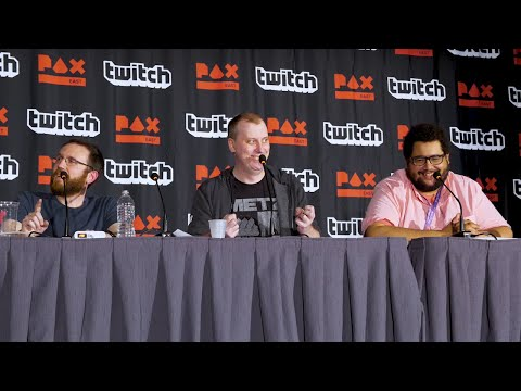 PAX East 2019: The Giant Bomb Panel
