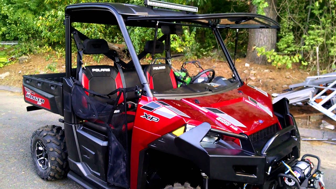 2015 Polaris Ranger XP 900 - YouTube