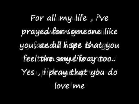 All my life by: K-ci & Jo-jo [lyrics]