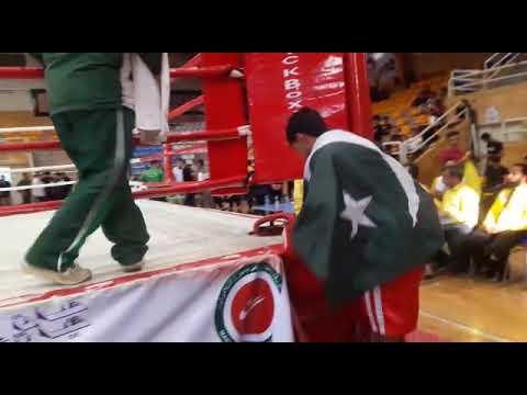 First Eurasia kickboxing championship west-Azarbaijan urmia Iran