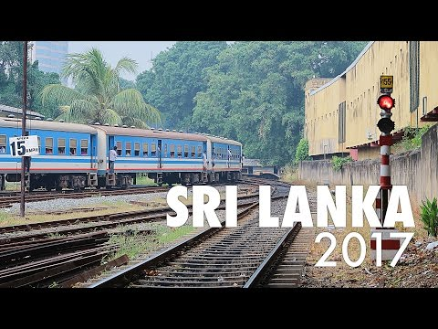 HOLIDAYS in SRI LANKA // Travel Video 2017 // Canon G7X & GoPro