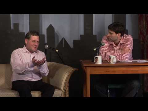 Charlie Trotter on The Interview Show (Part One)