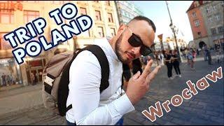 02 Подорож до Польщі, гарне місто Вроцлав. Уроки польської від HutsuL-UA