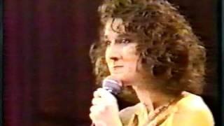 Céline Dion Ne partez pas sans moi Finale Suisse 1988