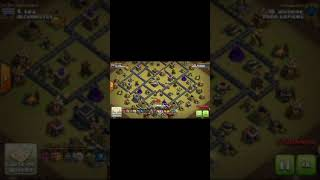 Gamaplay th9 th10 clash of clans ACL adverse tournois e - sport