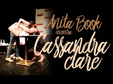 [CHIUSO] ♥ Incontro CASSANDRA CLARE | Roma 2016 + GIVEAWAY ♥