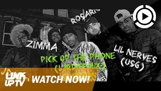 Lucas J Rowe Ft Zima Jdotty Rosario Lil Nerves(USG) - Pick Up The Phone (LJRDiffMix) [Music Video]