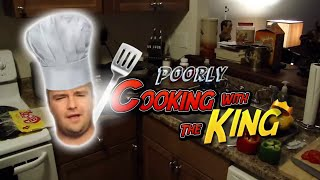 Let's Endure: Poorly Cookin' w/ The King & Authentic Italian Sauce
