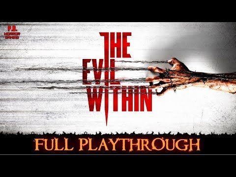 THE EVIL WITHIN |Full Playthrough| Longplay Gameplay Walkthrough  1080P HD No Commentary