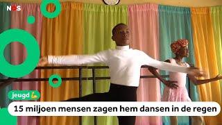 Anthony ging viral met zijn balletvideo