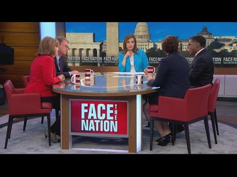 Face The Nation - Bernie Sanders, Ramesh Ponnuru, Jeffrey Goldberg