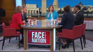 Face The Nation - Bernie Sanders, Ramesh Ponnuru, Jeffrey Goldberg