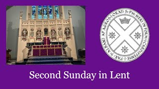 Holy Mass - Vigil of the Second Sunday of Lent
