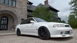 twin turbo subaru legacy how jdm can you go tuned