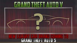 GTA ONLINE - BRAND NEW CAR DLC BRAND NAME?! (ROCKSTAR GTA V HINTS)