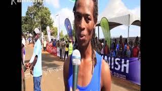 Simon Mwangi na Purity Kalekye kuhota Ndaka-ini marathon ikereka ria mwaka uyu
