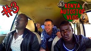 #3 KENIA Autostopem - Spaliśmy u Masajów | Life Users