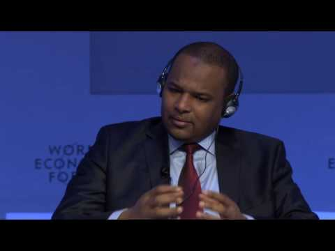 Davos 2017 - The Twin Challenge of State-Building: Growth and Security